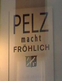 Pelz macht Fröhlich